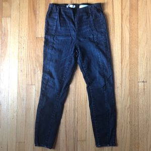 Anthropologie pull on jeans